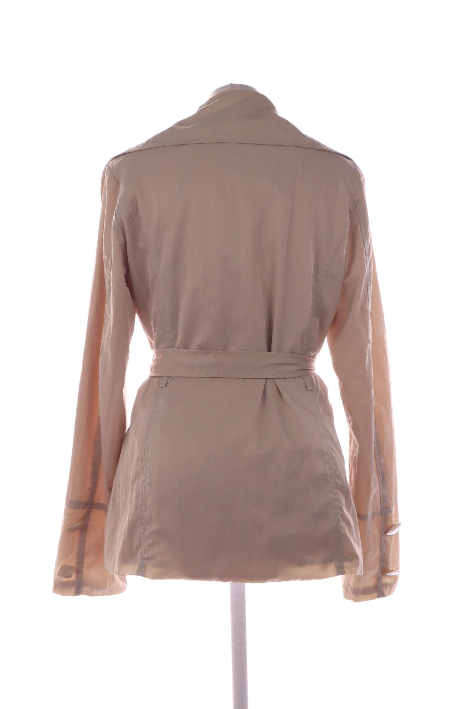 New fashion Beige Jacket - upty.store