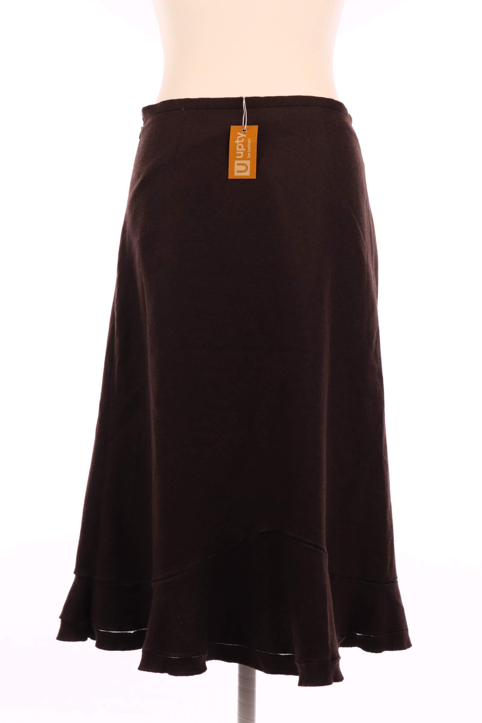 Marks&Spencer Brown Skirt - upty.store