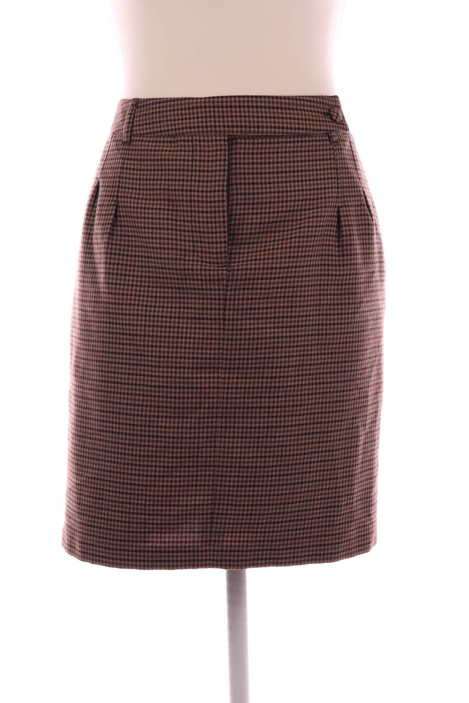 H&M Brown Skirt - upty.store