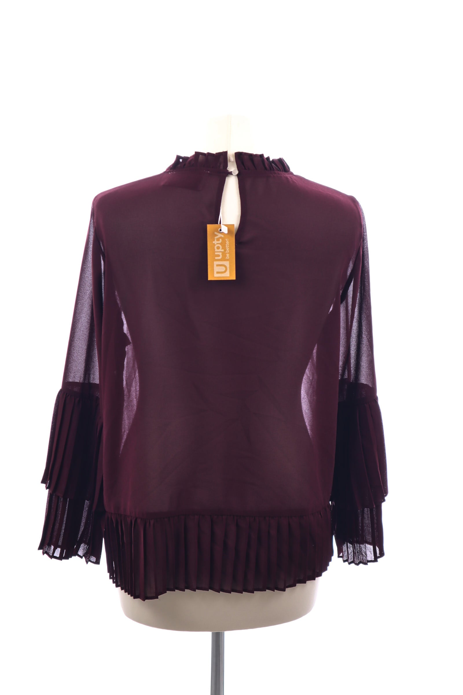 Neo Noir Burgundy Top