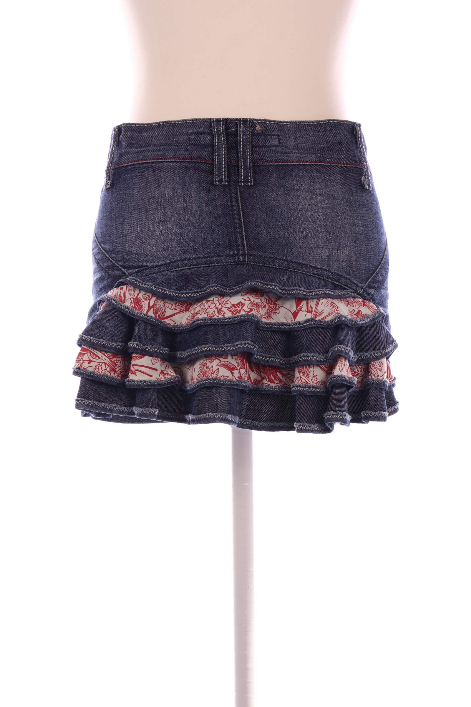 Miss Sixty Blue Skirt - upty.store