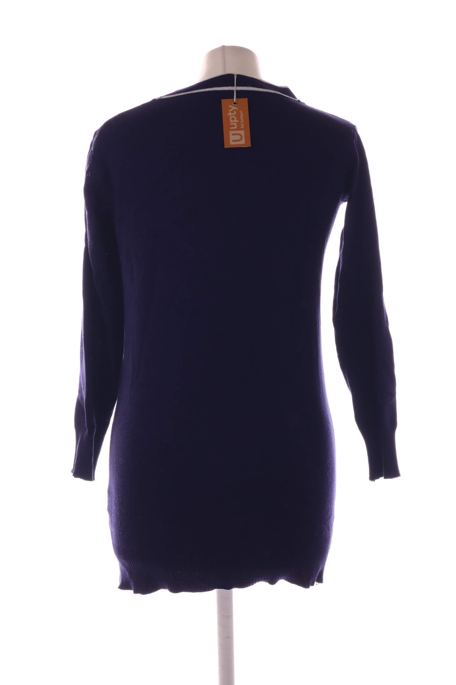 Dinamit Golden Blue Sweater - upty.store
