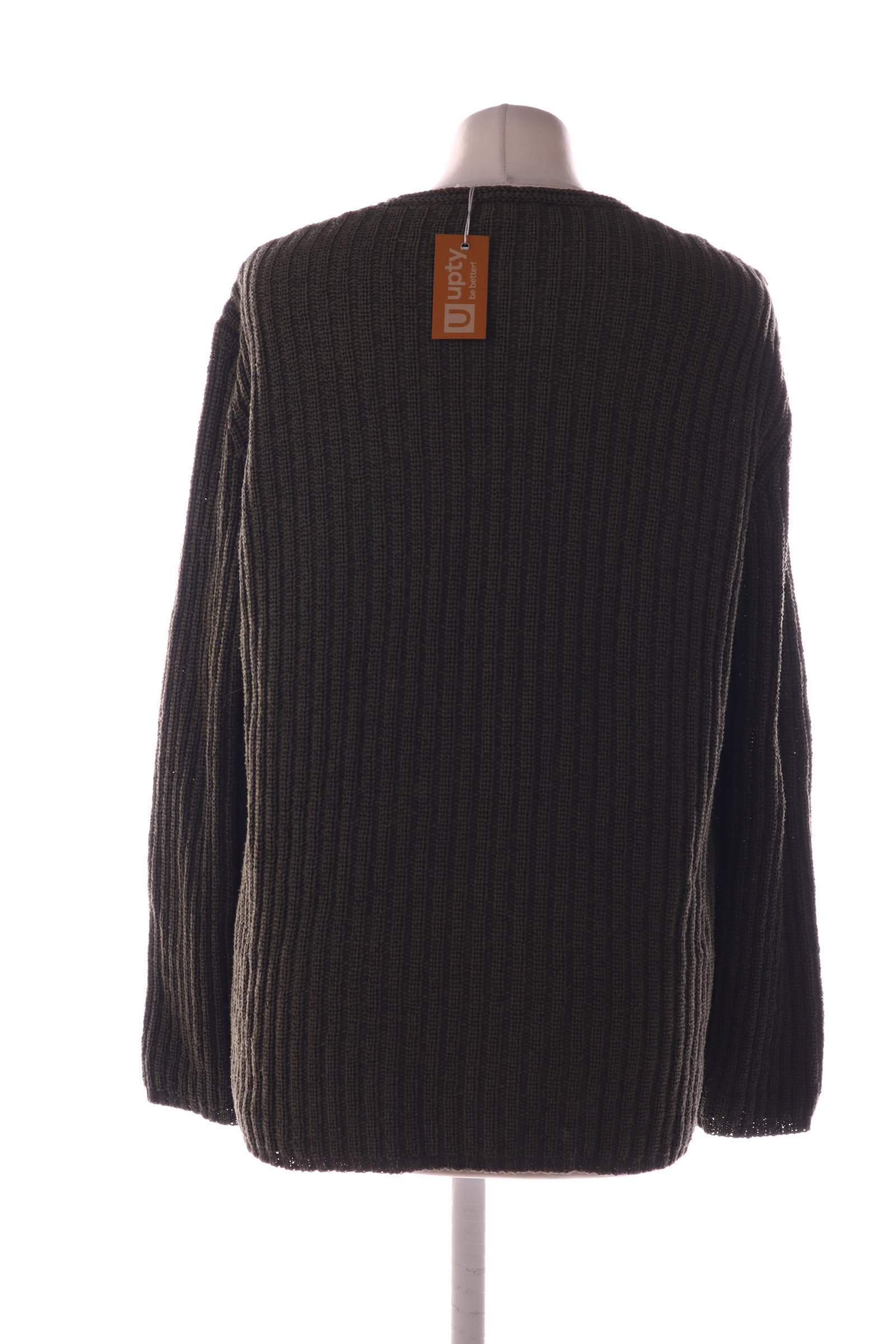 Cassani Green Sweater - upty.store