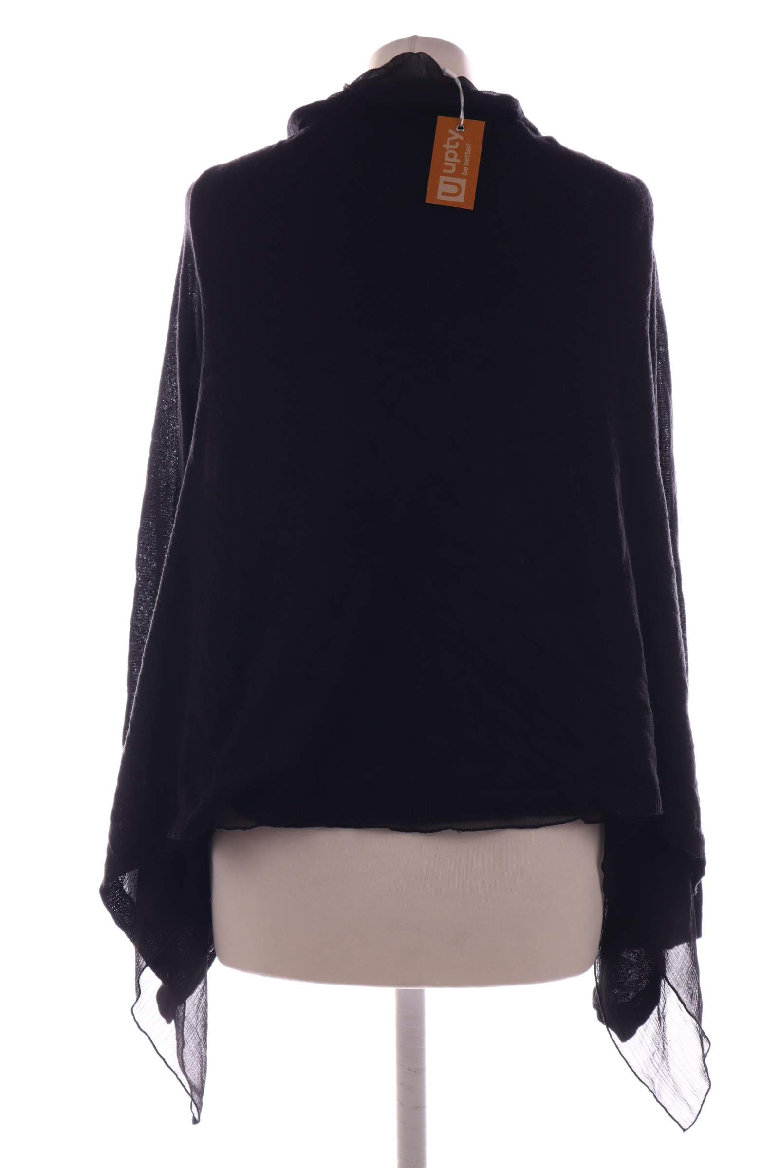 Zara Black Sweater - upty.store