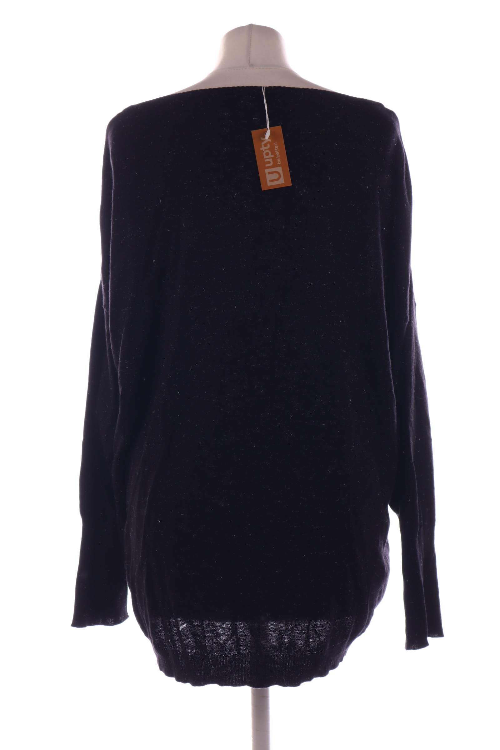 Style & Co Black Sweater - upty.store