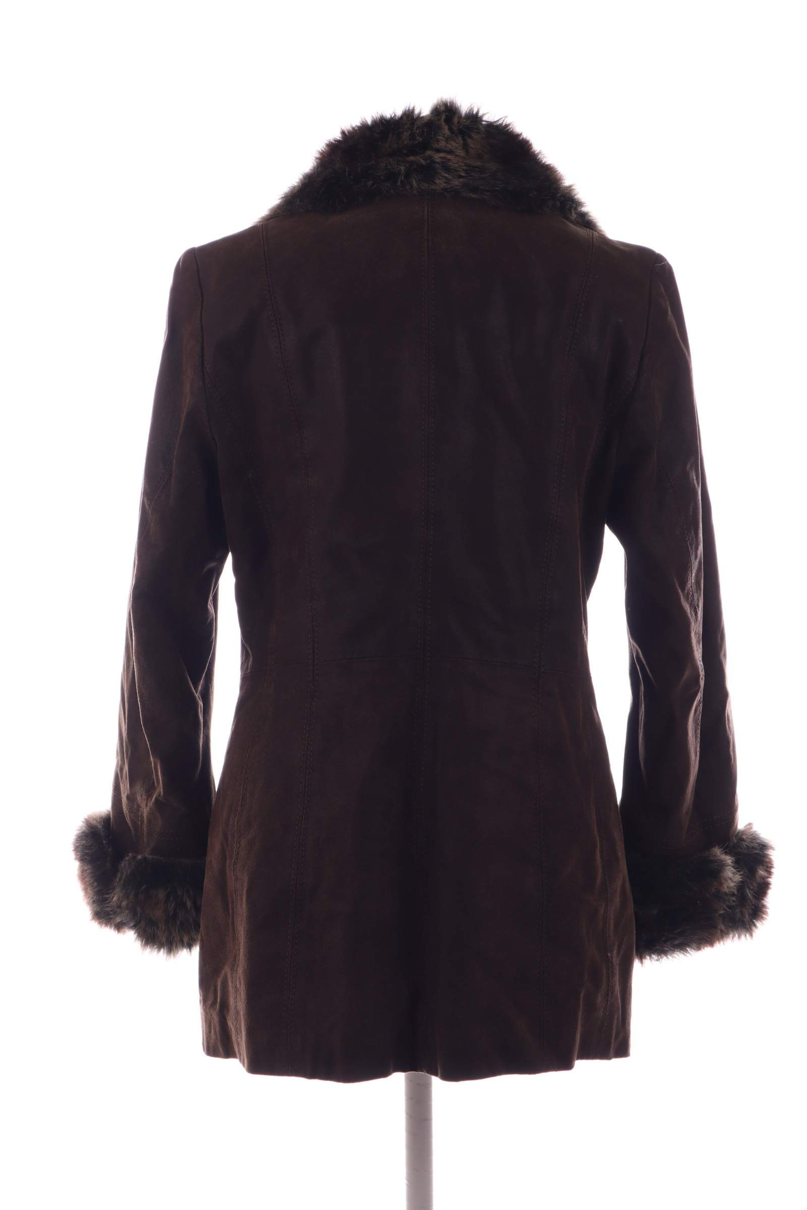 Bigel Brown Coat - upty.store
