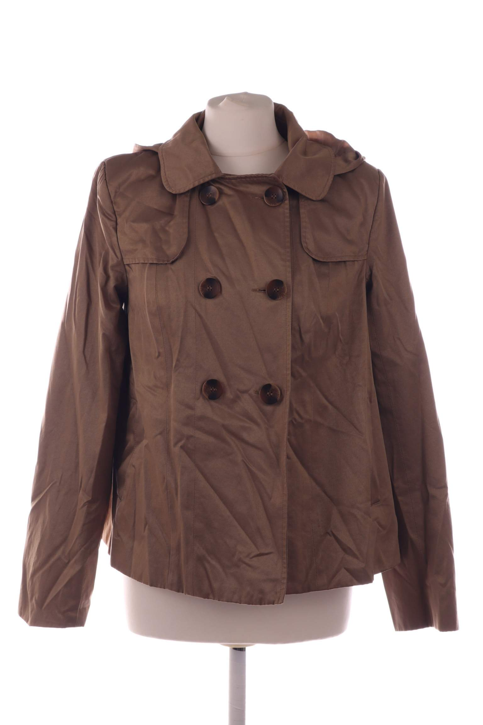 New look Beige Coat - upty.store