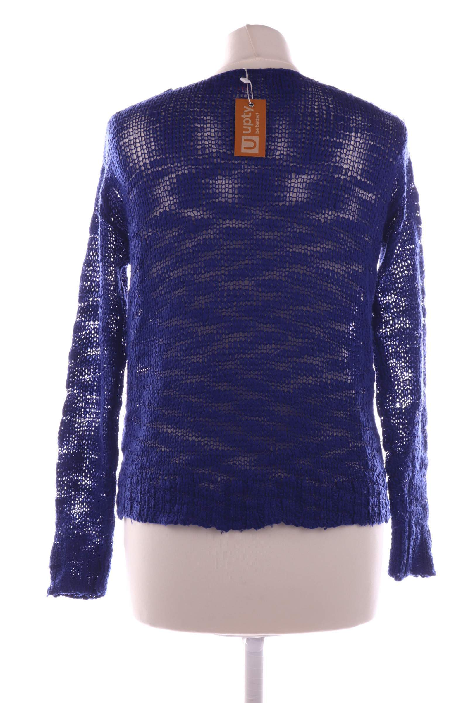 Cleillim Blue Sweater - upty.store