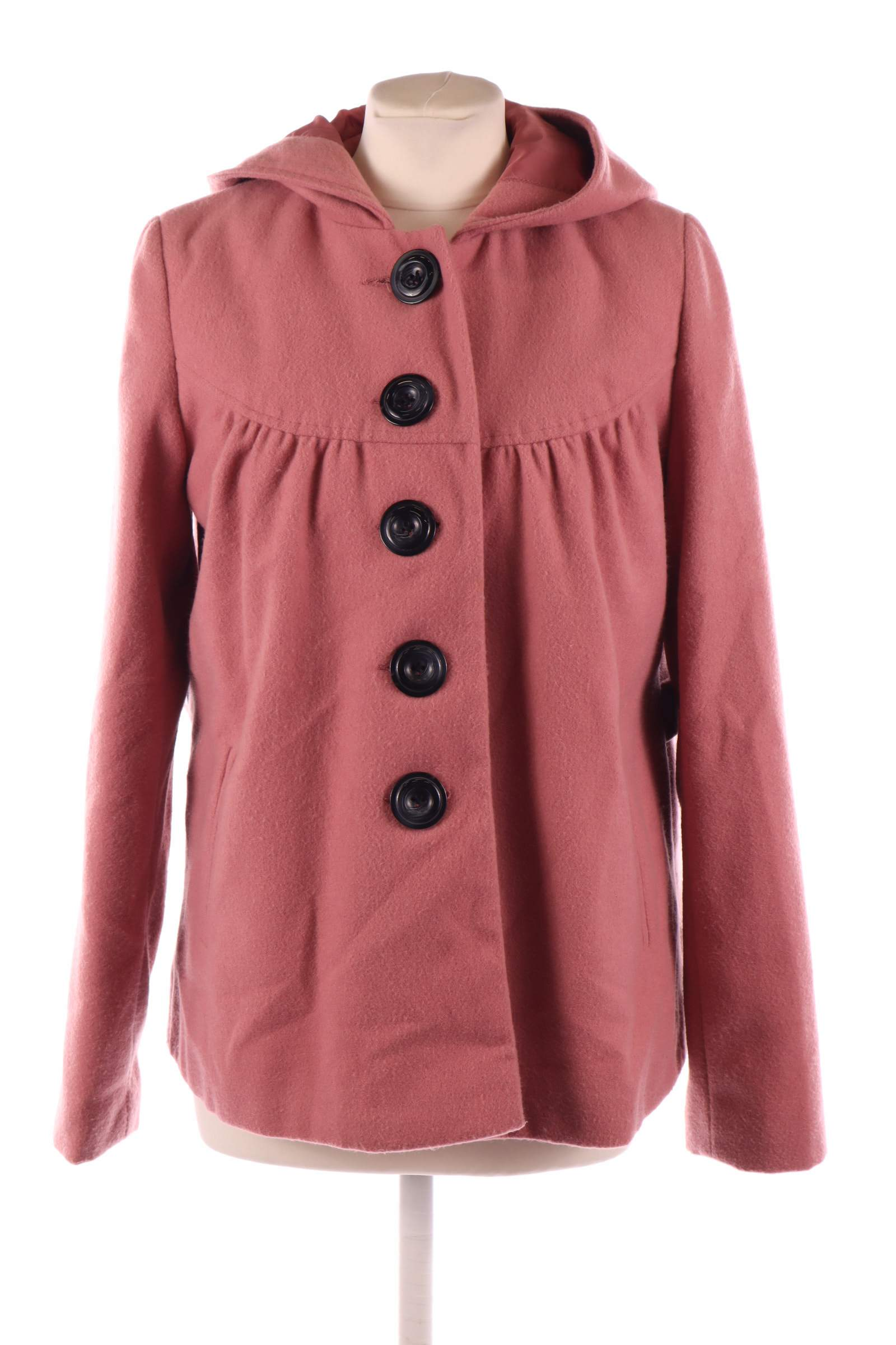 George Pink Coat - upty.store