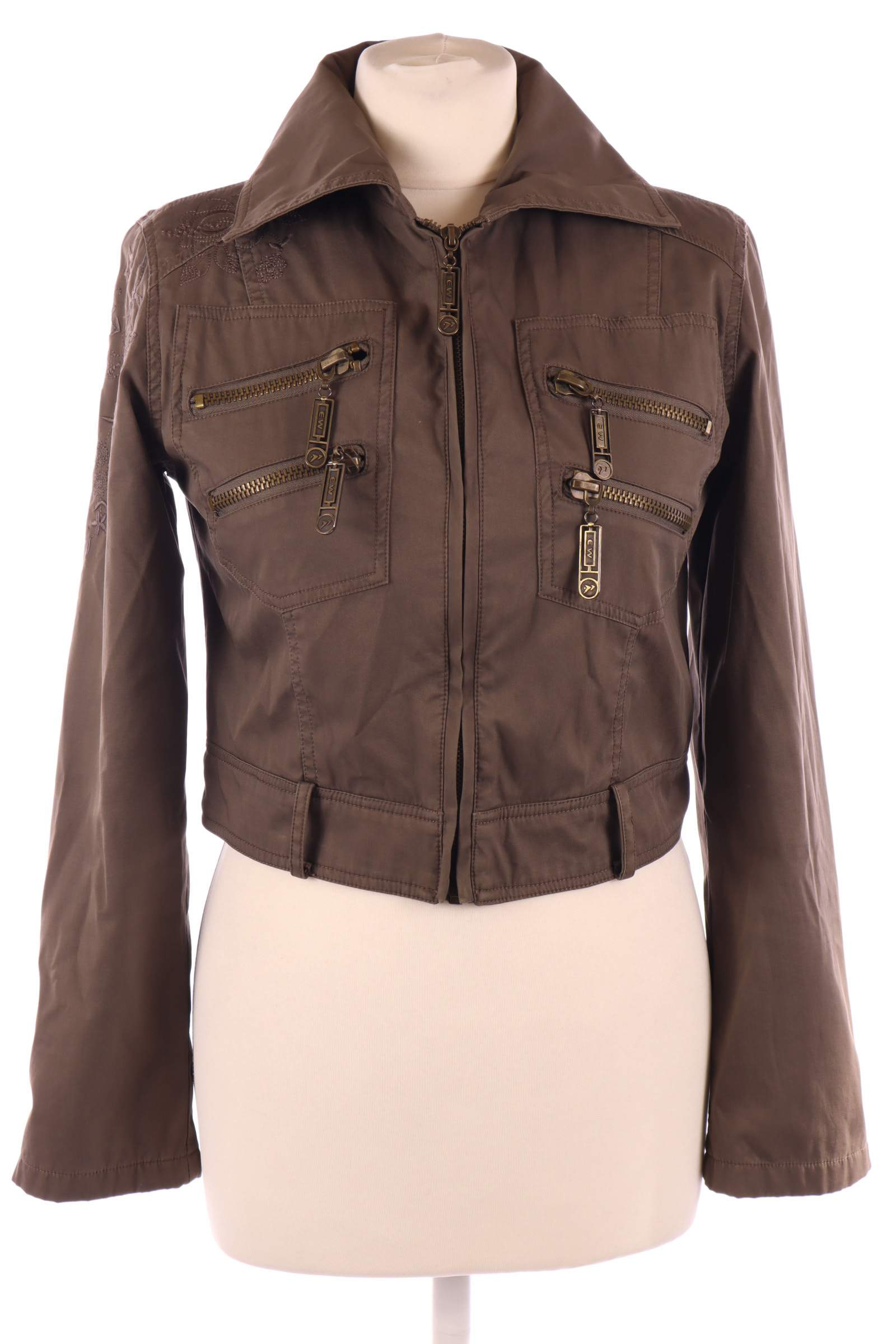 top fashion Brown Coat - upty.store