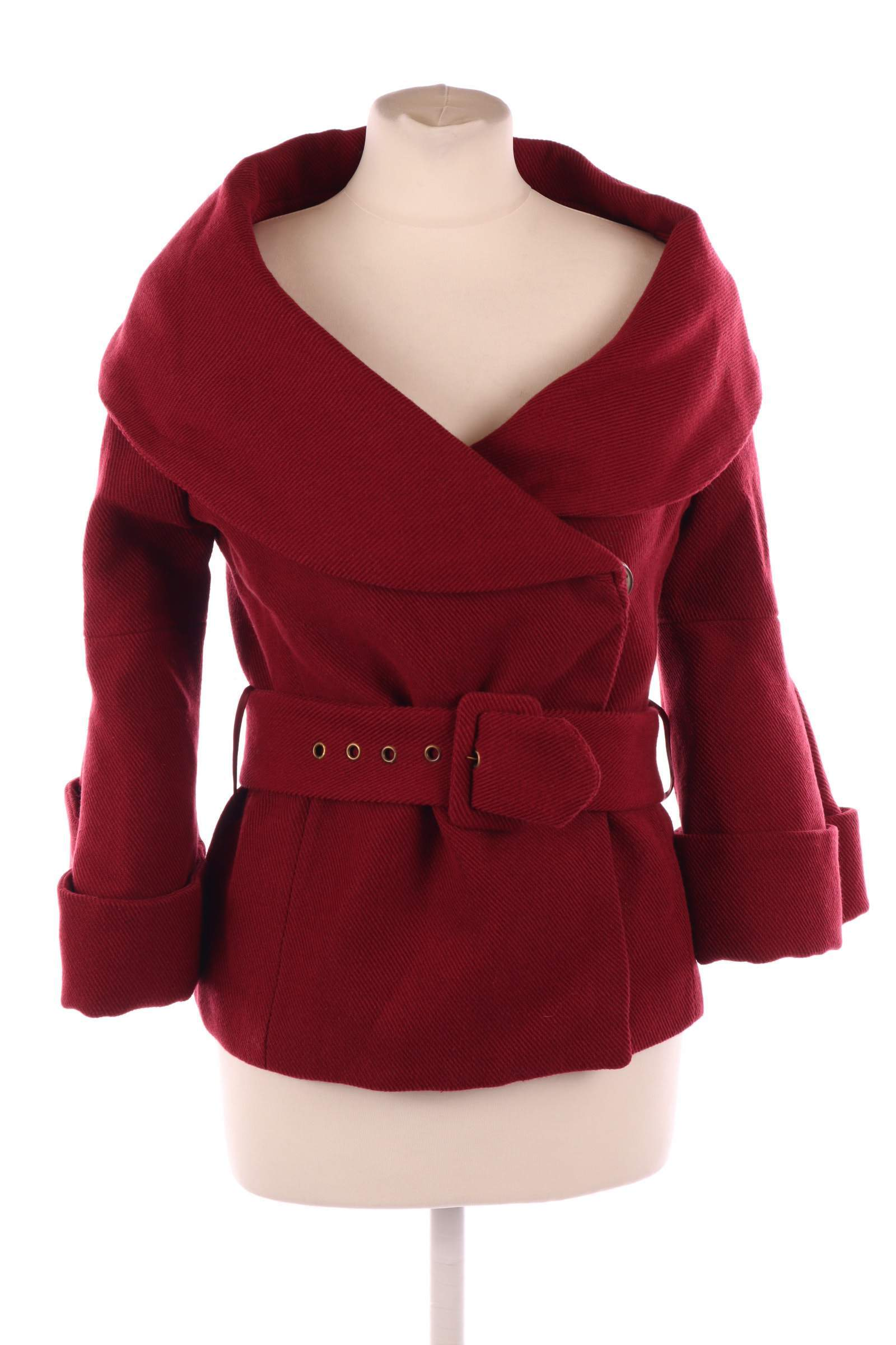 Phard Red Coat - upty.store