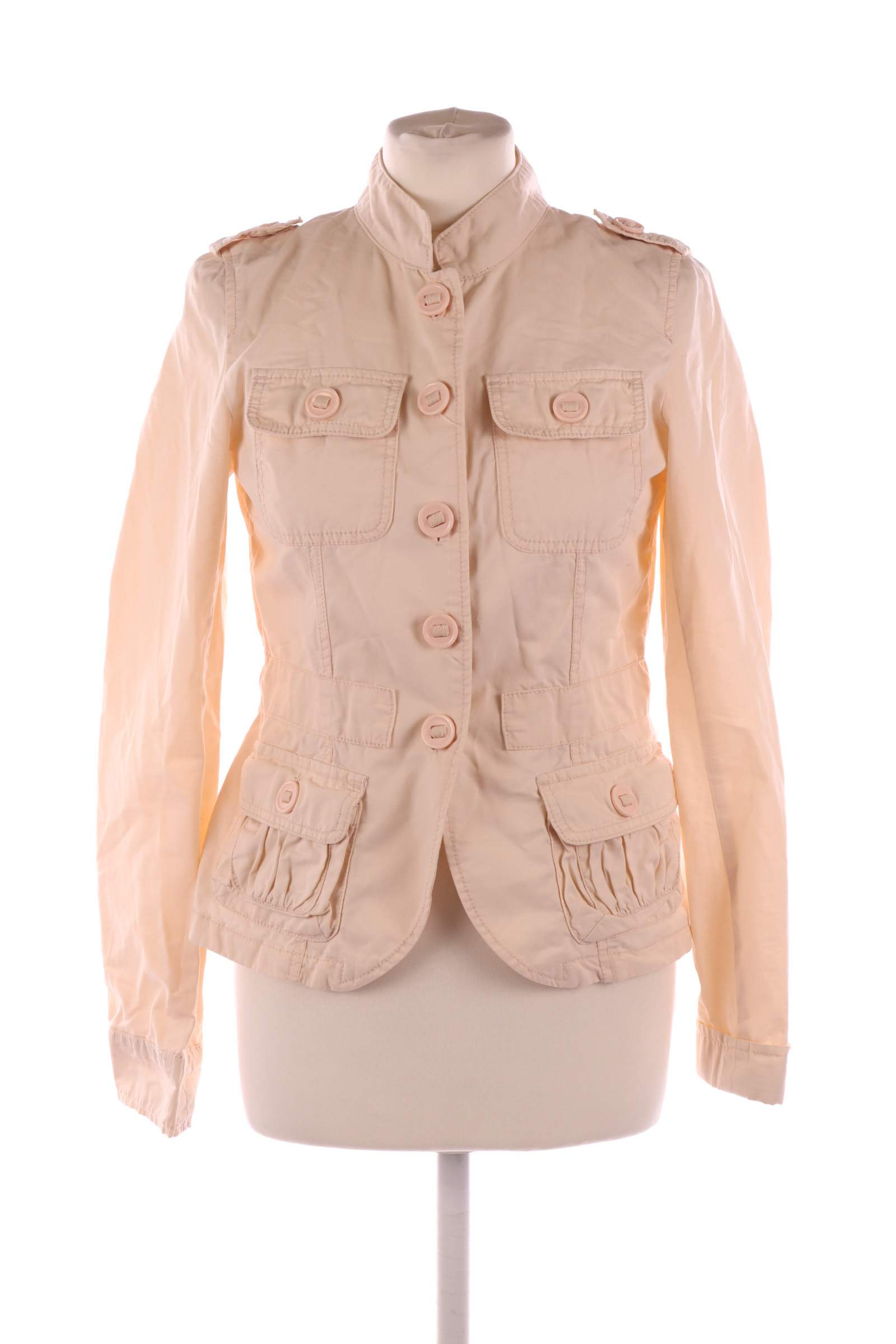 Only Beige Coat - upty.store