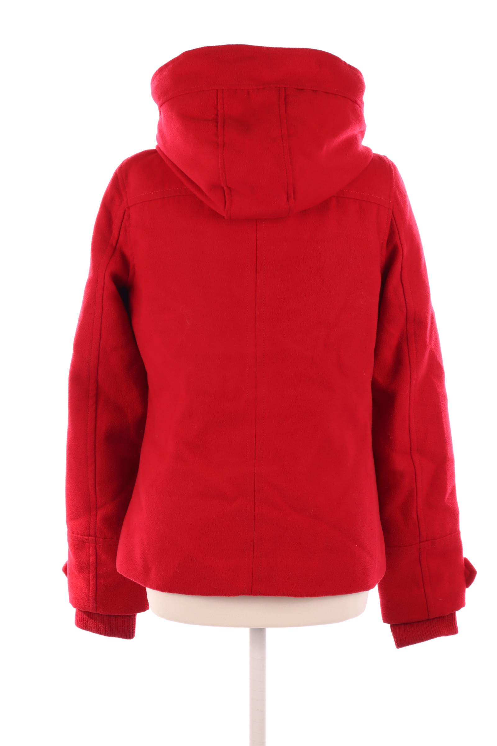 Cleillim Red Coat - upty.store