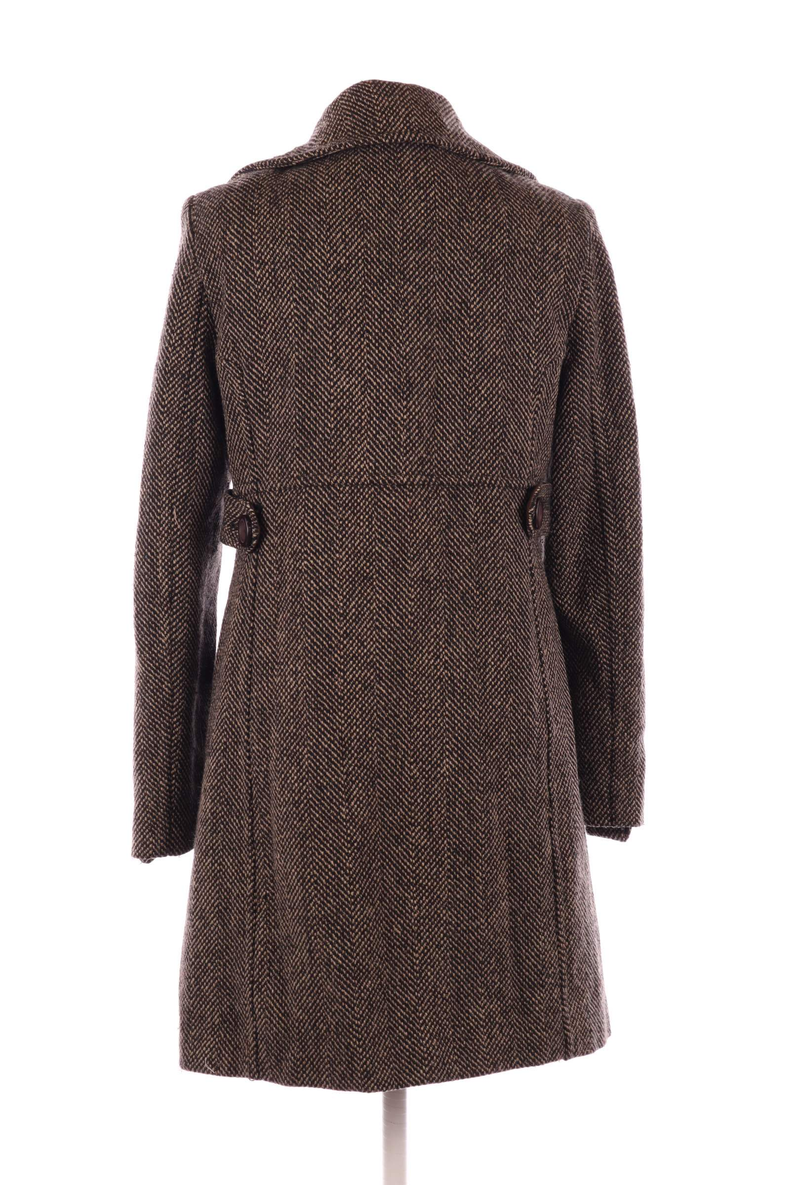 Seppälä Brown Coat - upty.store