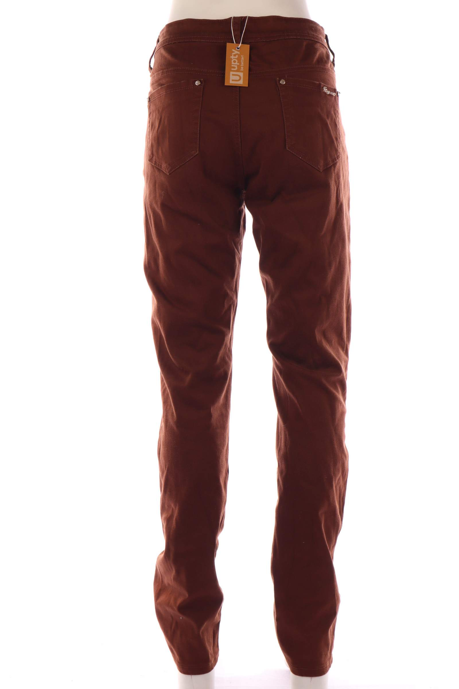 Fleganants Brown Pants - upty.store