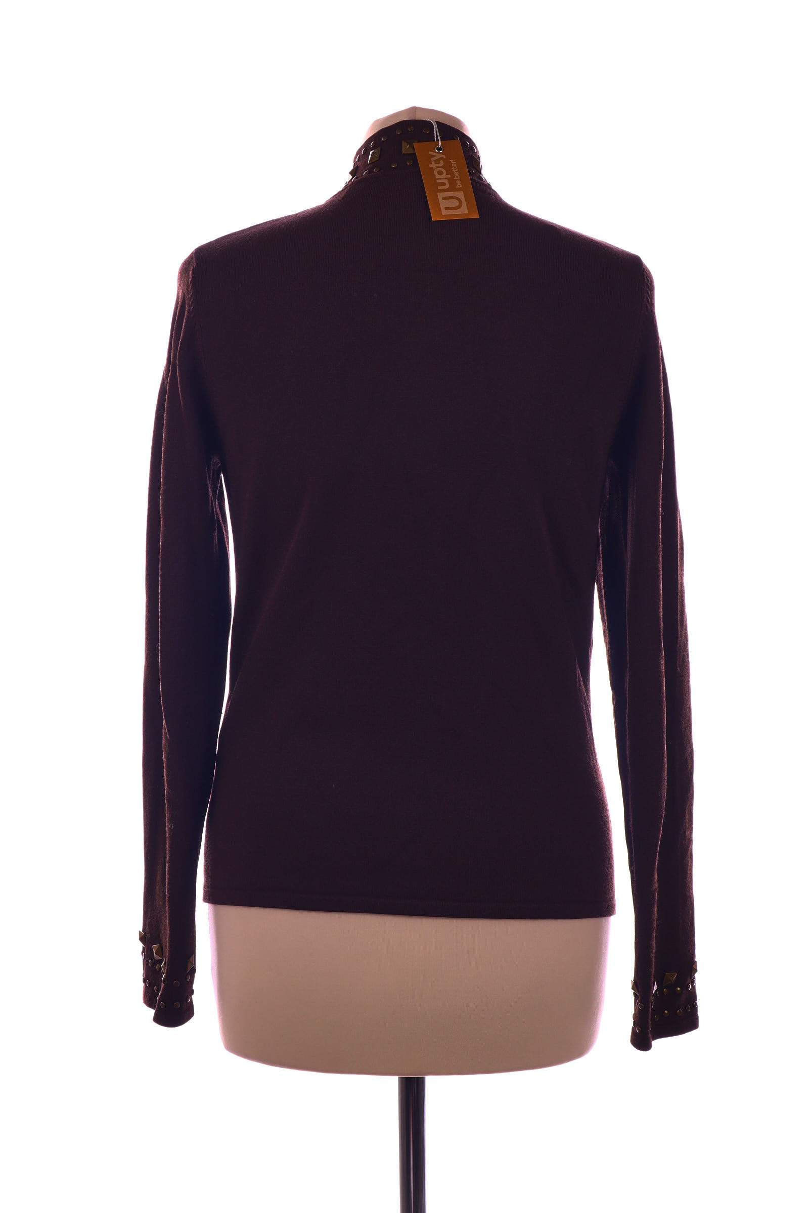 Mosca Brown Sweater