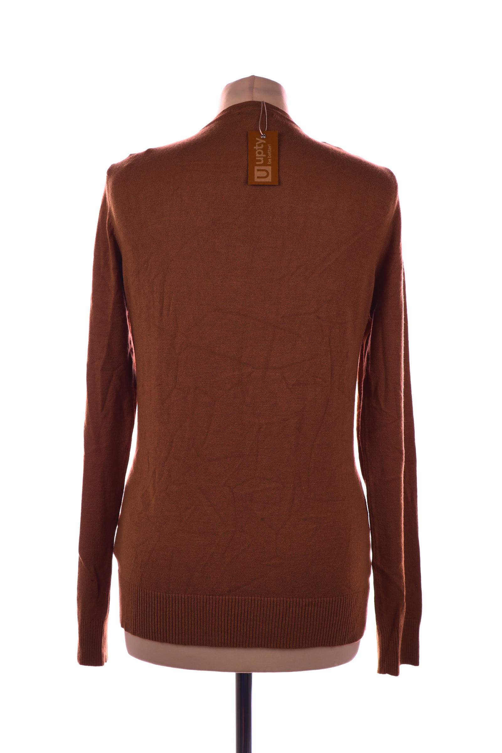Best Mountain Brown Sweater - upty.store