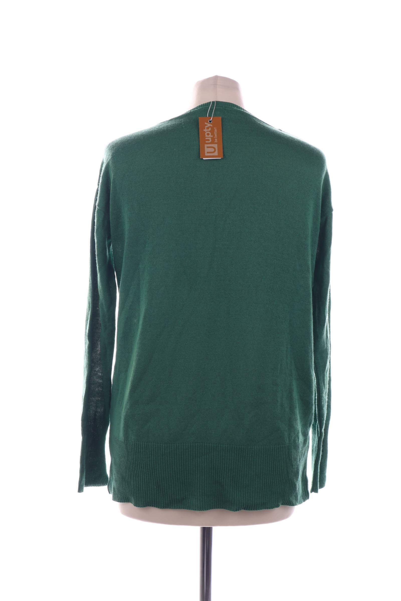 About Green Sweater - upty.store