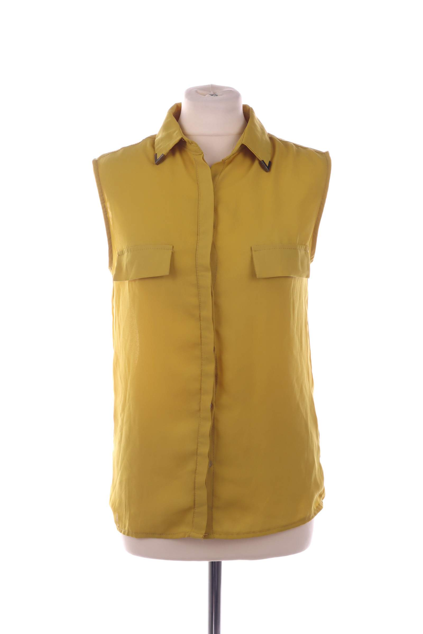 Trafaluc Yellow Top
