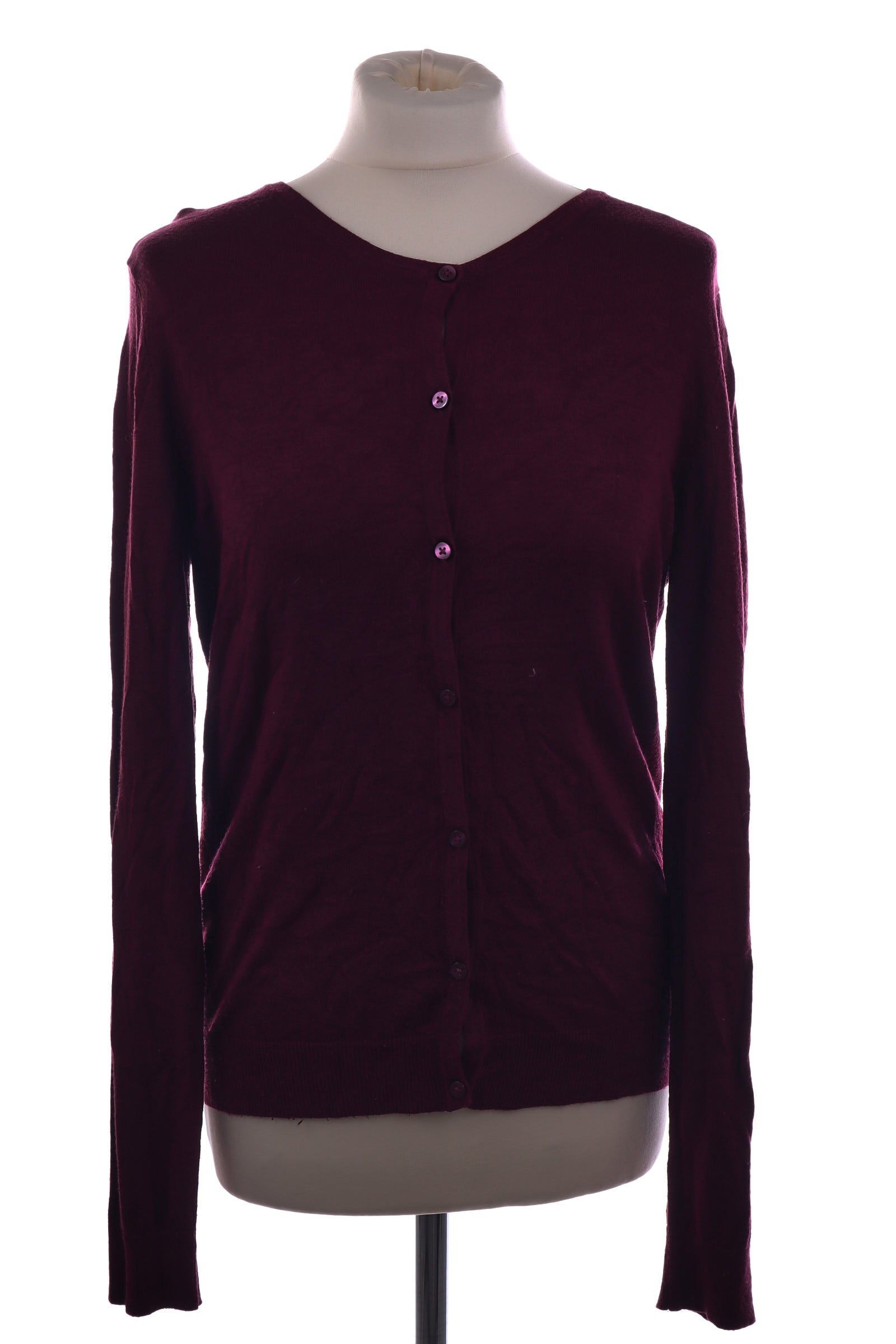 Only Burgundy Sweater