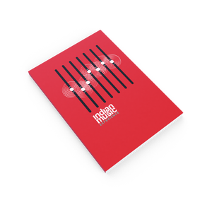 Mixer Red Pocket Notebook