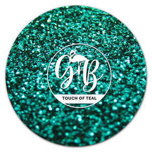 Touch of Teal Fine #89
