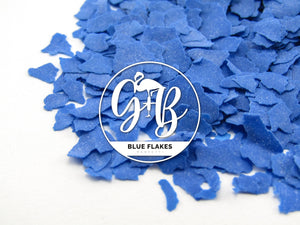Blue Flakes