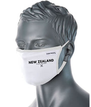 Custom printed- 1 colour (from $7.10-$12.35 NZD) - New Zealand Face Masks