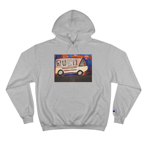 DRIVEN PURPOSE x Champion Hoodie