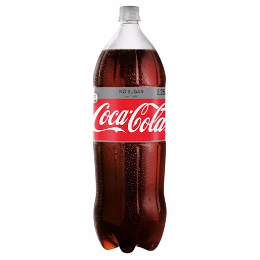 COKE LIGHT NO SUGAR 2.25L