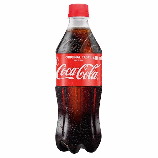 COCA COLA PET 440ML