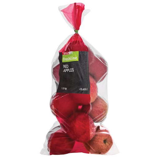 F/L RED APPLES 1.5KG