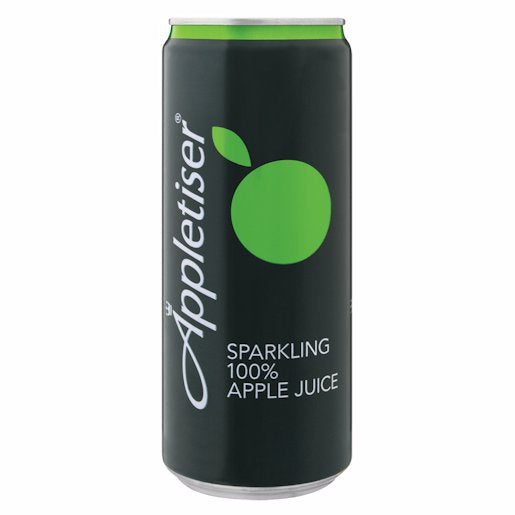 APPLETISER SPK 100% APPLE 330ML