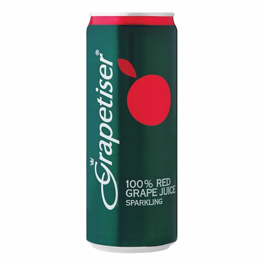 GRAPETISER RED 330ML