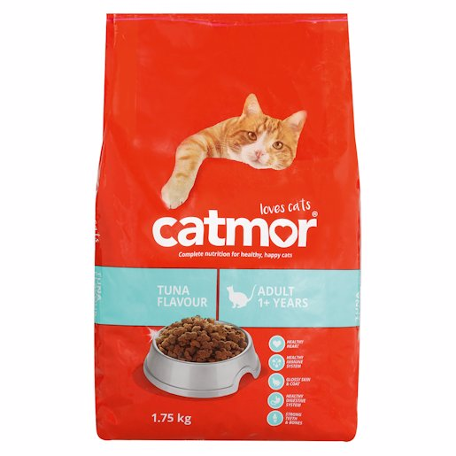 CATMOR ADULT CATFOOD TUNA 1.75 1.75K