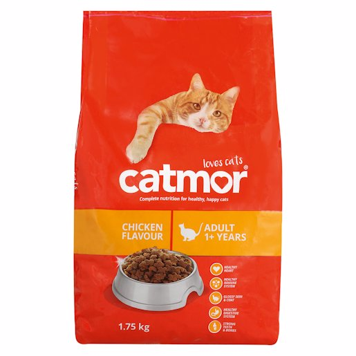 CATMOR ADULT CATFOOD CHICKEN 1 1.75K
