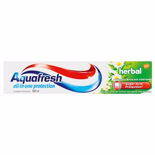 A/FRESH T/PASTE HERBAL 100ML