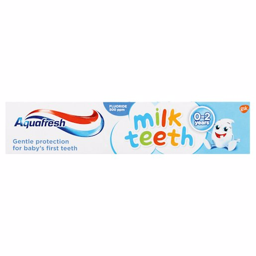 A/FRESH T/PASTE MILK TEETH 50ML