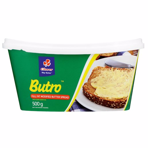 BUTRO BUTTER TUBS 500GR