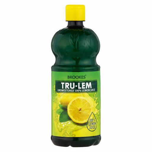 BROOKES TRULEM LEMON JUICE 500ML