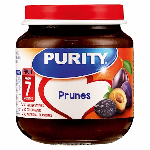 PURITY 2ND PRUNES 125ML