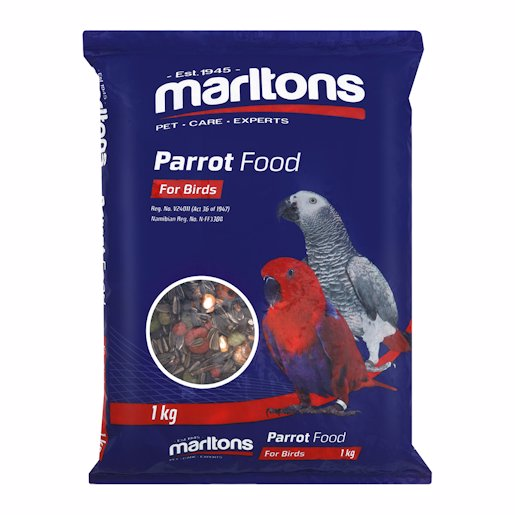 M/TONS PARROT SEED 1KG