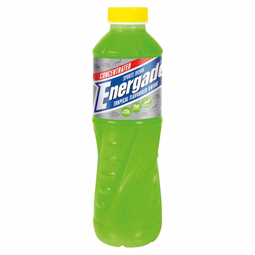 ENERGADE CONC TROPICAL 750ML