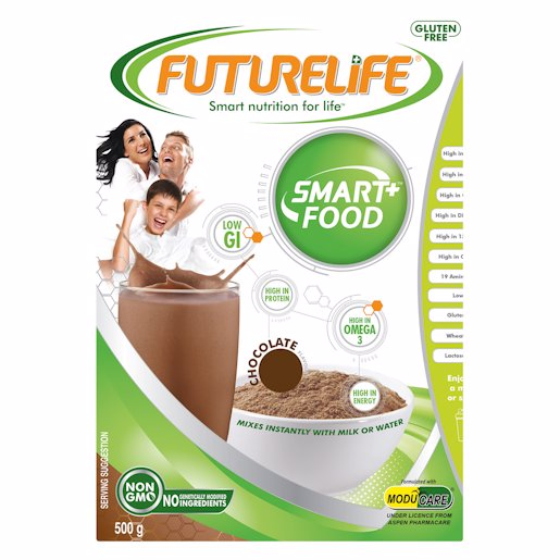 F/LIFE INST MEAL CHOC 500GR