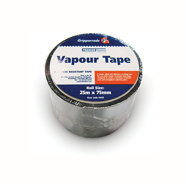 Vapour Tape for Woodtex Underlay (25lm)