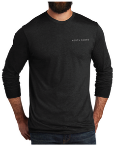 NORTH SHORE VIBE LONG-SLEEVE TEE