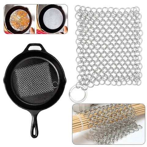 Stainless Steel Kitchen Ring Cloth
