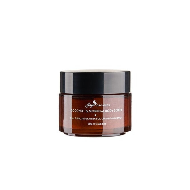 Coconut And Moringa Body Scrub - 100ml
