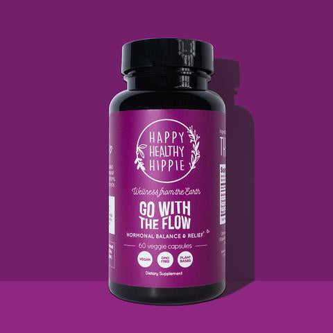 GO WITH THE FLOW Hormonal Balance & Relief - 60 capsules