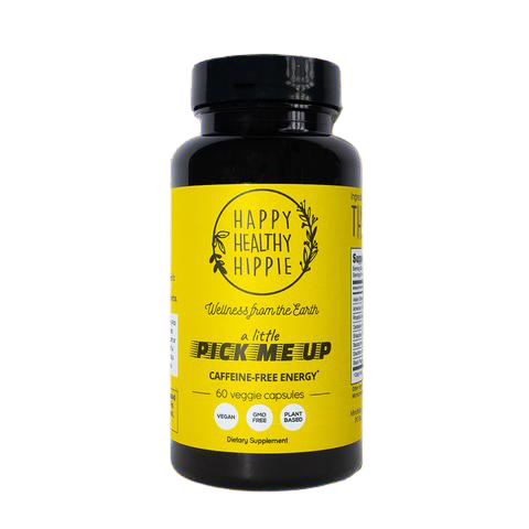 A LITTLE PICK ME UP Caffeine Free Energy Booster - 60 capsules